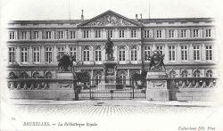 Médaillons et Putti – Place du Musée – Bruxelles