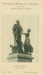 Compagnie des Bronzes_Bronzes Monumentaux_v1914_Page 6_Monument Gramme