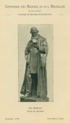 Compagnie des Bronzes_Bronzes Monumentaux_v1914_Page 7_Van Beneden