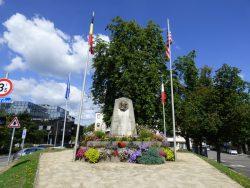 Monument au Général Patton – Arlon