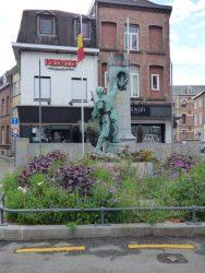 Monument aux morts – Place Ernest Cambier – Ath