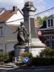 Monument aux morts – Boussu