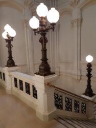 Girandoles – Musée de la Banque Nationale – Bruxelles