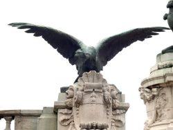 Condors (2) – Monument aux deux Congrès – Buenos Aires (Argentine)