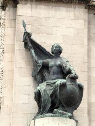 Allégories des Congrès – Monument aux deux Congrès – Buenos Aires (Argentine)
