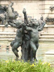 Putti – Monument aux deux Congrès – Buenos Aires (Argentine)