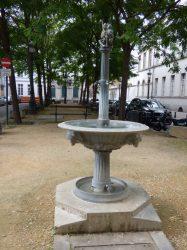 Le joueur de cornemuse – Rue du Grand Hospice – Bruxelles