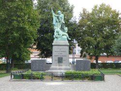 Monument aux morts – Châtelet