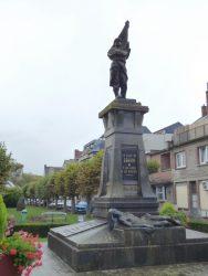 Monument aux morts – Couvin