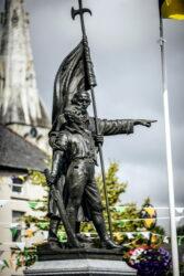 Mémorial 1798 – Enniscorthy – Irlande