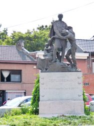 Monument à Alfred Defuisseaux – Frameries