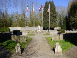 Monument aux morts 1914-1918 – cimetière – Ganshoren
