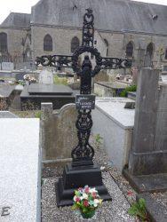 Croix funéraire – Cimetière – Gerpinnes (9)
