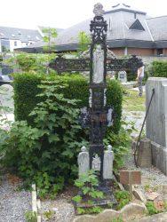 Croix funéraire – Cimetière – Gerpinnes (8)
