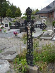 Croix funéraire – Cimetière – Gerpinnes (11)
