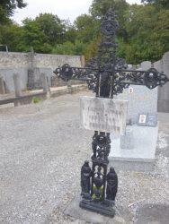 Croix funéraires (3) – cimetière – Gougnies (Gerpinnes) (2)