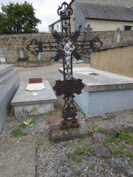 Croix funéraires (2) – cimetière – Gougnies (Gerpinnes) (3)