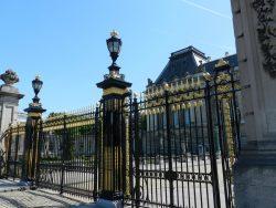 Grilles d'honneur – Palais Royal – Bruxelles