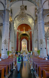 Baldaquin – Basilique de Santa María de Guadalupe – México (Mexique)