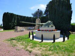 Monument au Corps de Cavalerie Français  – Jandrain-Jandrenouille