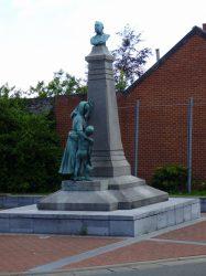 Monument au Docteur Achille Urbain – La Bouverie (Frameries)