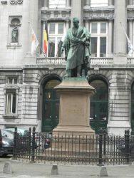 Monument à André Dumont – Liège