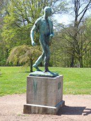 Le Semeur – Parc de Mariemont – Morlanwelz