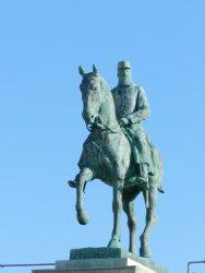 Statue équestre du roi Léopold II – Oostende (Ostende)