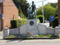 Monument à Désiré Maroille – Frameries