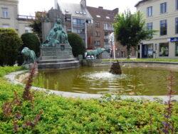 Monument aux morts – Geraardsbergen (Grammont)