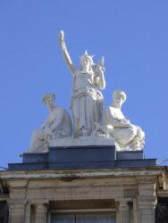 Le Progrès triomphant – Hôtel Métropole – Bruxelles