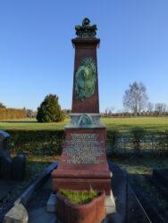 Tombe Émile Beck – cimetière de Saint-Gilles – Uccle