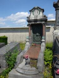 Tombe Josse de Mey – cimetière de Saint-Gilles – Uccle