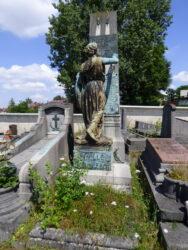 Tombe Marius Empain – cimetière de Saint-Gilles – Uccle