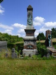 Tombe Famille Traets – cimetière de Saint-Gilles – Uccle