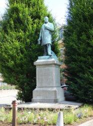 Monument à Pierre-Joseph Wincqz – Soignies