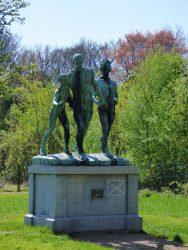 Vers la Vie – Parc de Mariemont – Morlanwelz