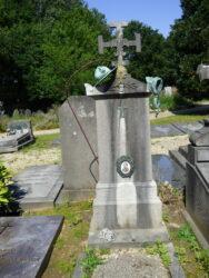 Tombe Ghyse – cimetière – Woluwe-Saint-Pierre