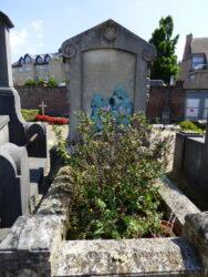 Sépulture Levoz-Hauzeur – cimetière – Woluwe-Saint-Pierre