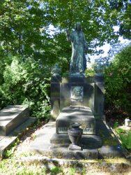 Monument funéraire Hoffmann-Fraikin – Cimetière de Bruxelles – Evere