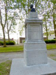 Buste de Henri De Gorge – Hornu (Boussu)