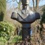 Buste du roi Léopold Ier - Square du Vingt-et-un juillet - Laeken - Image1