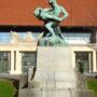 Les Lutteurs - Laeken - Image1