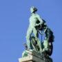 Allégorie – La Traction hippomobile - Palais 5 - Centenaire - Heysel - Laeken - Image1