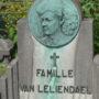 Médaillon – Yvonne - cimetière de Saint-Gilles - Uccle - Image1