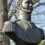 Buste de l'empereur de Russie Alexandre Ier. - Square du Vingt-et-un juillet - Laeken - Image2