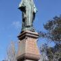 Monument à John Logan Campbell - Epsom - Auckland (Nouvelle-Zélande) - Image2