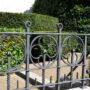 Grilles de clôture - église - Herentals - Image2