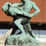 Les Lutteurs - Laeken - Image2