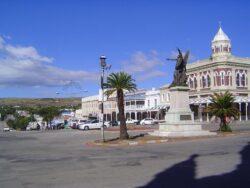 Monument commémoratif de la guerre sud-africaine – Grahamstown (Afrique du Sud)
